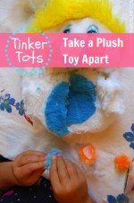 Tinker Tots: How to Take a Plush Toy Apart