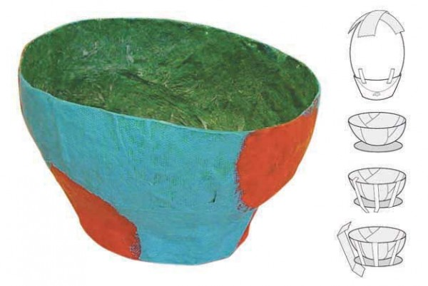 Papier Mache Bowl Art Projects for Kids Easy Arts And Crafts For Kids At Camp