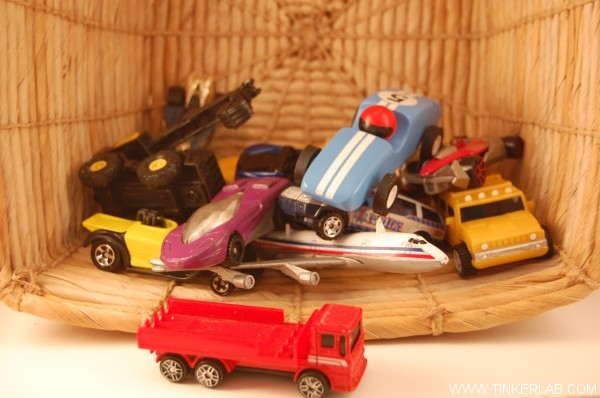kids car collection