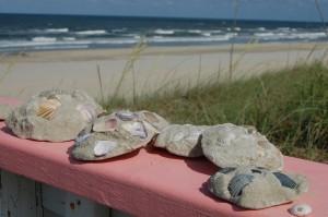 Sand casting camp paint cut paste
