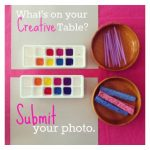 What's On Your Creative Table?