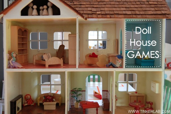 12 doll house games and ideas tinkerlab Create a house game
