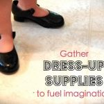 Imaginative Play: Dress-up