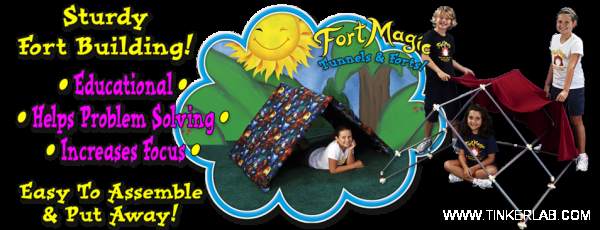 fort magic tent