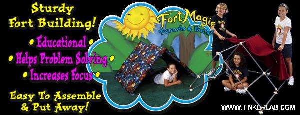fort magic tent