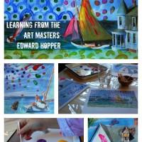 learning art masters edward hopper