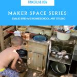 Tinkering Spaces: Interview with Emilie Brehm