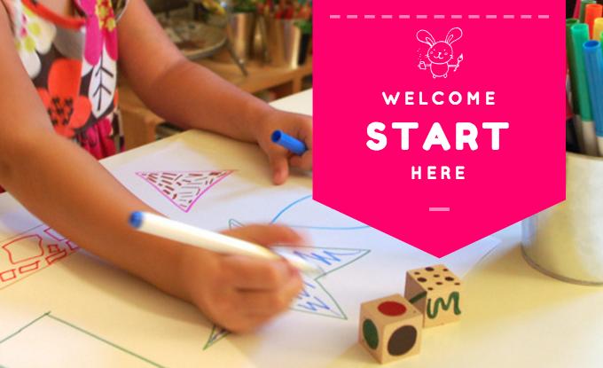 Start here TinkerLab
