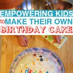 Make Your Own Birthday Cake