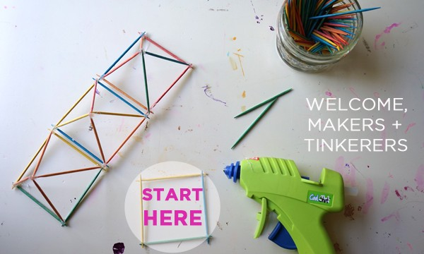 TinkerLab: Start Here