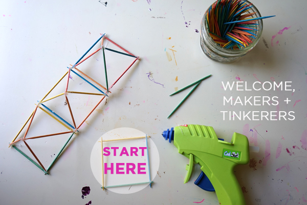 welcome makers tinkerers