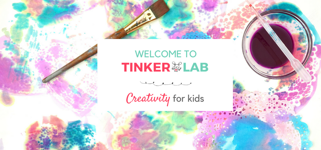 creative inspiration, child-directed projects-science projects