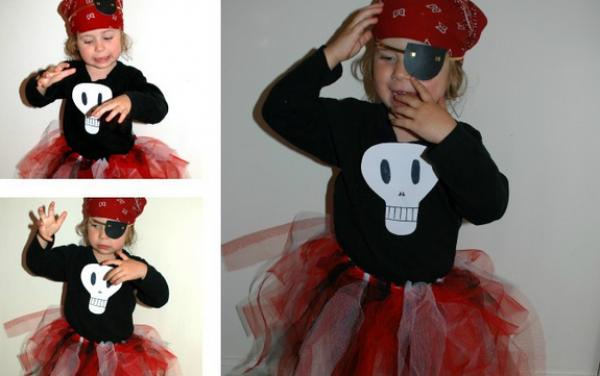 Wwwpinterestcom homemade pirate costume young pirate boy costume easy homemade
