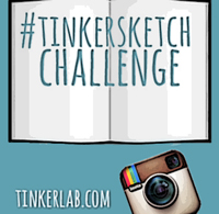 Tinkersketch Art Ideas :: Tinkerlab.com