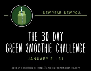 Simple Green Smoothie Challenge