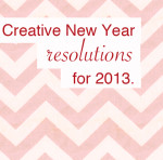 Family-friendly Creative New Year's Resolutions