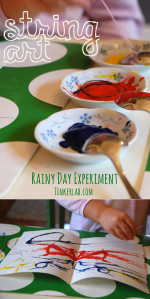 Easy String Art Experiments for Kids