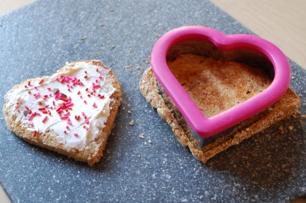 Valentine Snack for Kids
