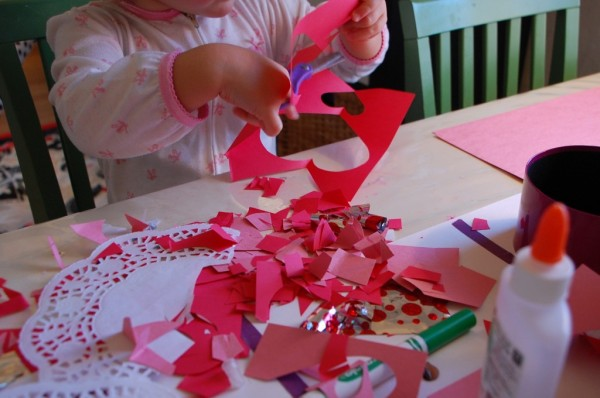Kids Valentine Activities | Make your own cards