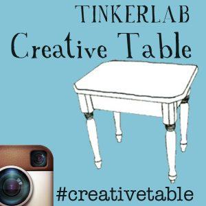 creative table on instragram