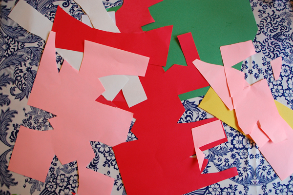 art tips: tidy up your paper scraps
