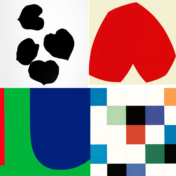 Ellsworth Kelly Prints