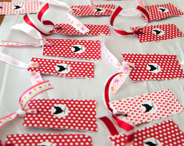 easy valentine bookmark 3