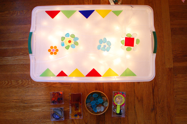 Homemade Easy Low Cost Light Table