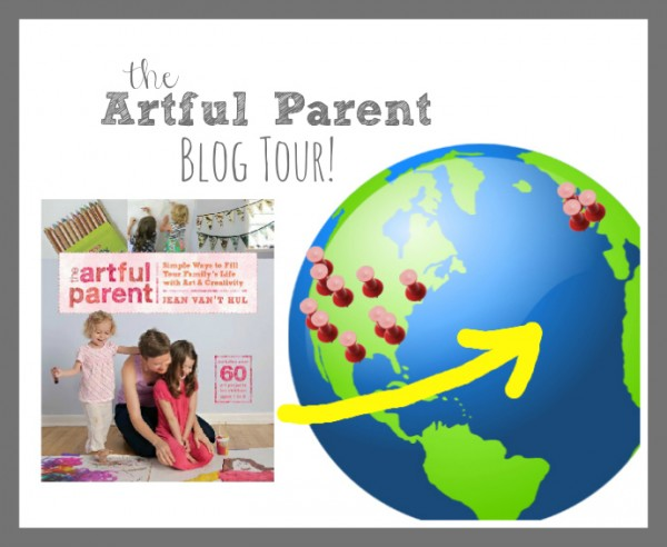 Artful Parent Book: Blog Tour