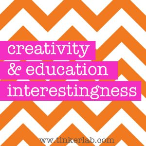creativity education interestingness