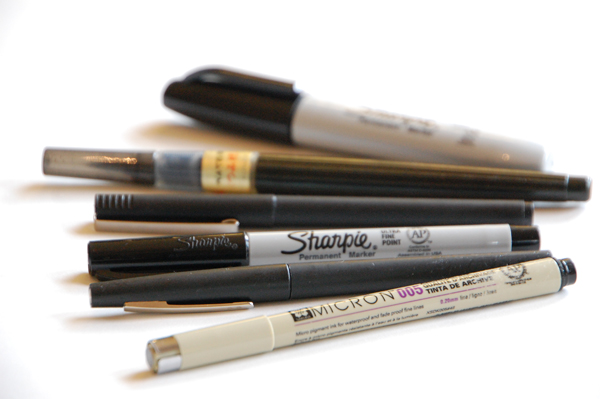 Three simple steps for keeping a daily sketching practice (at least a little bit) alive.
