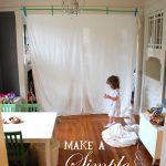 Make a Simple Room Fort