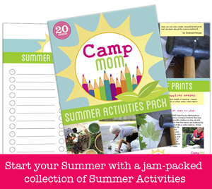 Camp Mom Widget