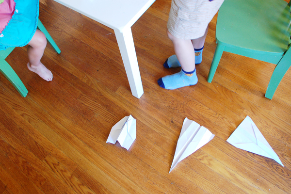 paper airplane collection