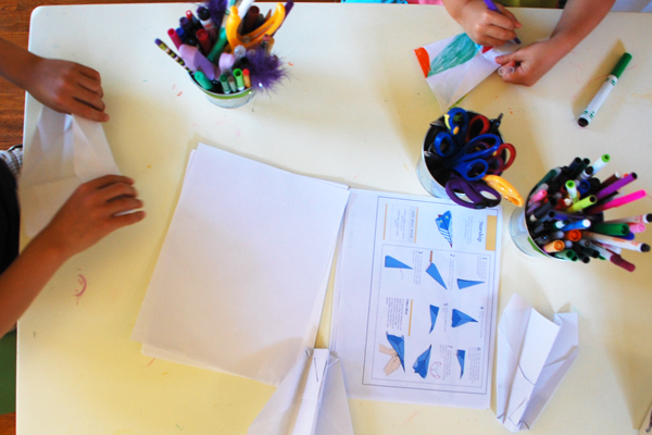 paper planes creative writing competition