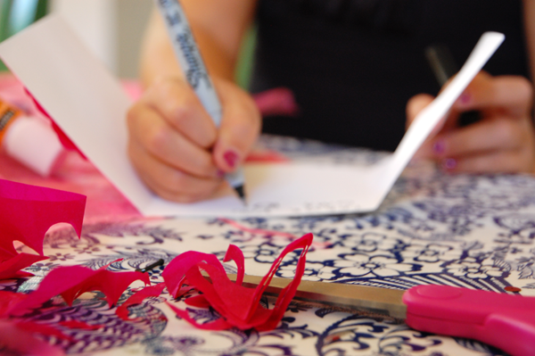 Make Homemade Cards: Peek-a-boo Cards