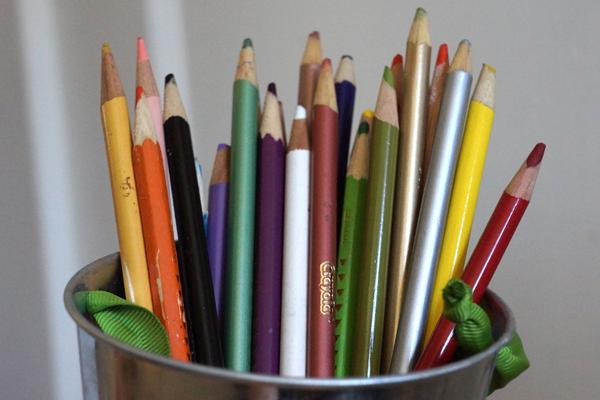 dull pencils