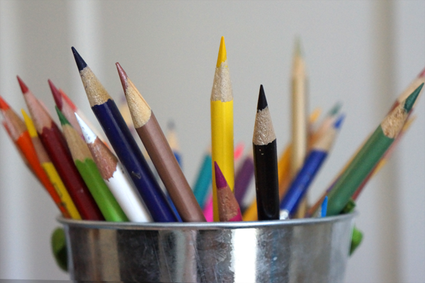 Why I Think We Stopped Using Colored Pencils Tinkerlab
