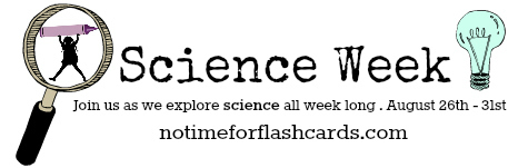 Science Week articles on No Time for Flashcards