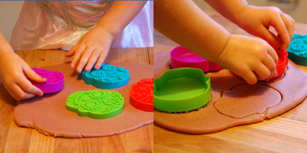 Day of the Dead Playdough