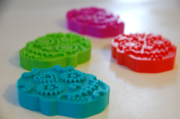 Fred Cookie Cutters :: Tinkerlab