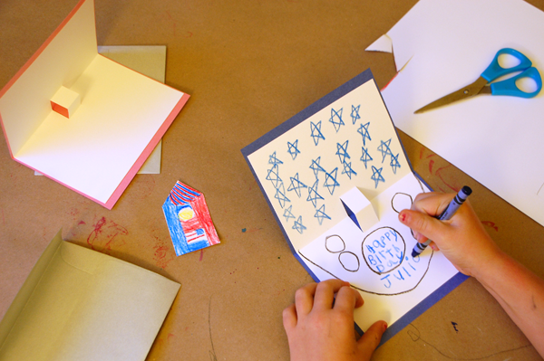 Make Easy DIY Pop Up Cards