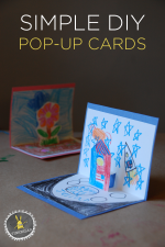 Simple DIY Pop-Up Cards for Creative Kids