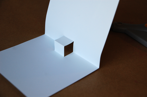 simple diy pop up cards instructions 3 - Make A Pop Up Card