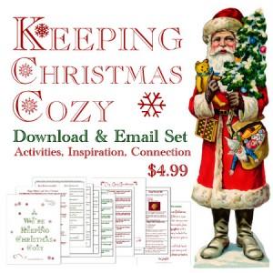 Keep Christmas Cozy