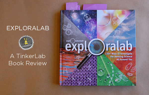 Exploralab Book Review