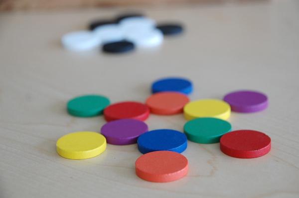 Spielgaben color wheel