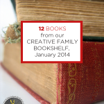12 books for a creative new year | TinkerLab