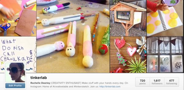 Tinkerlab on Instagram
