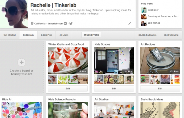 Tinkerlab on Pinterest